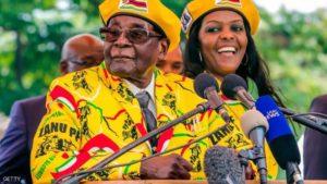 رئيس زيمبابوي روبرت موغابي  1-1022686-300x169
